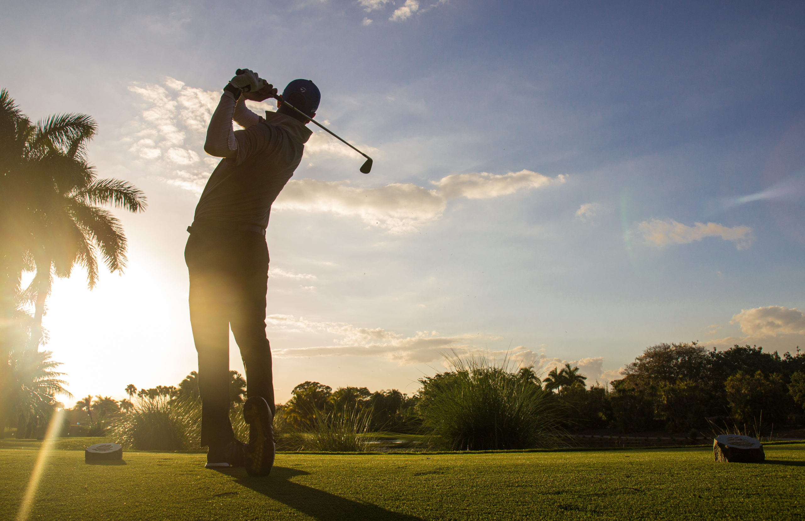 Improve the length of your golfing drives.