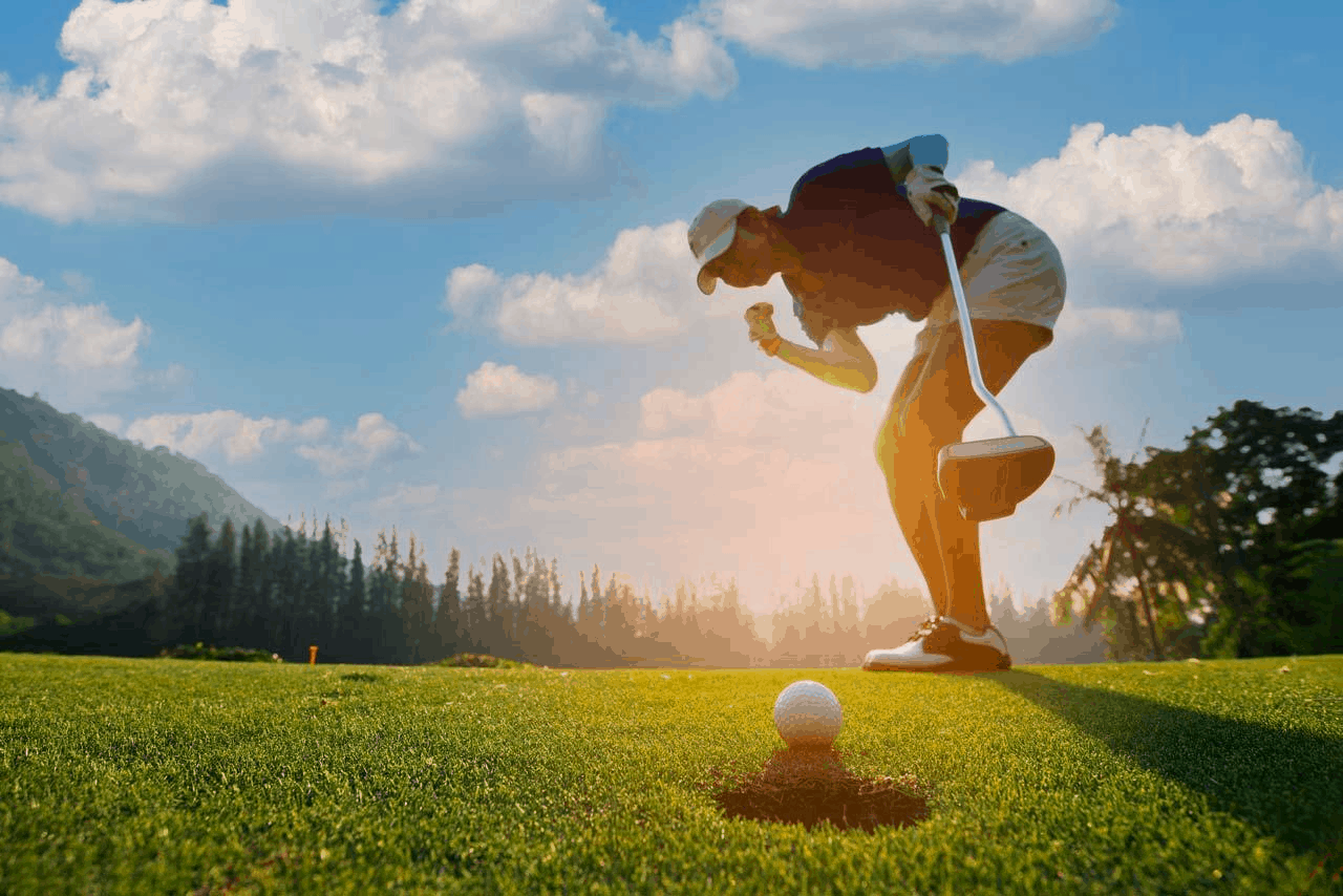 20 Ways To Improve Your Golf Putting