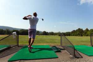 Should You Wear Golf Shoes To The Driving Range? (Let's Find Out)