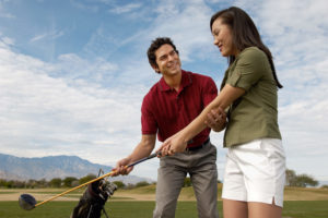 This Is Why You Hit The Ground Before The Ball In Golf And How To Stop