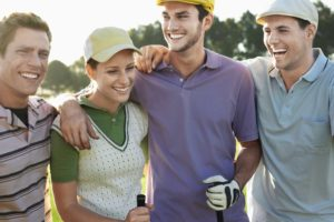 Tips for Keeping Your Golf Shirt Tucked In
