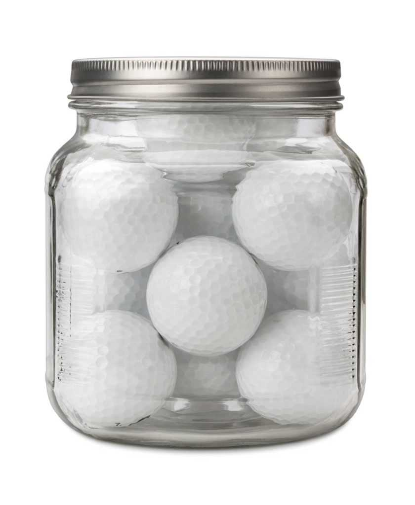 How To Store Your Golf Balls