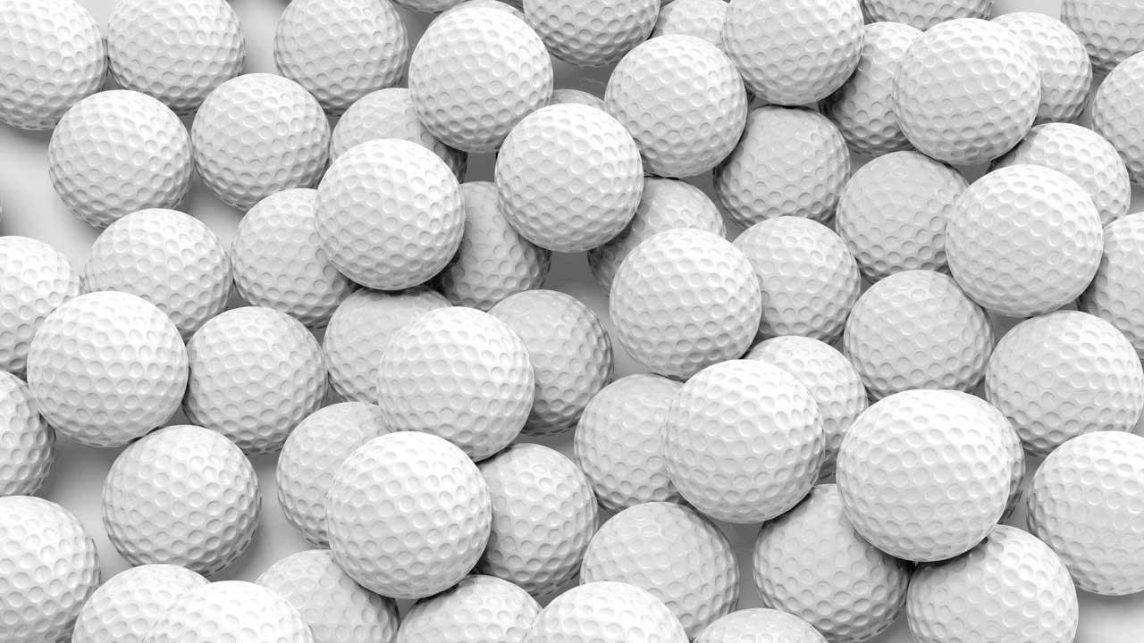 20 Golf Balls That Have The Least Amount Of Spin