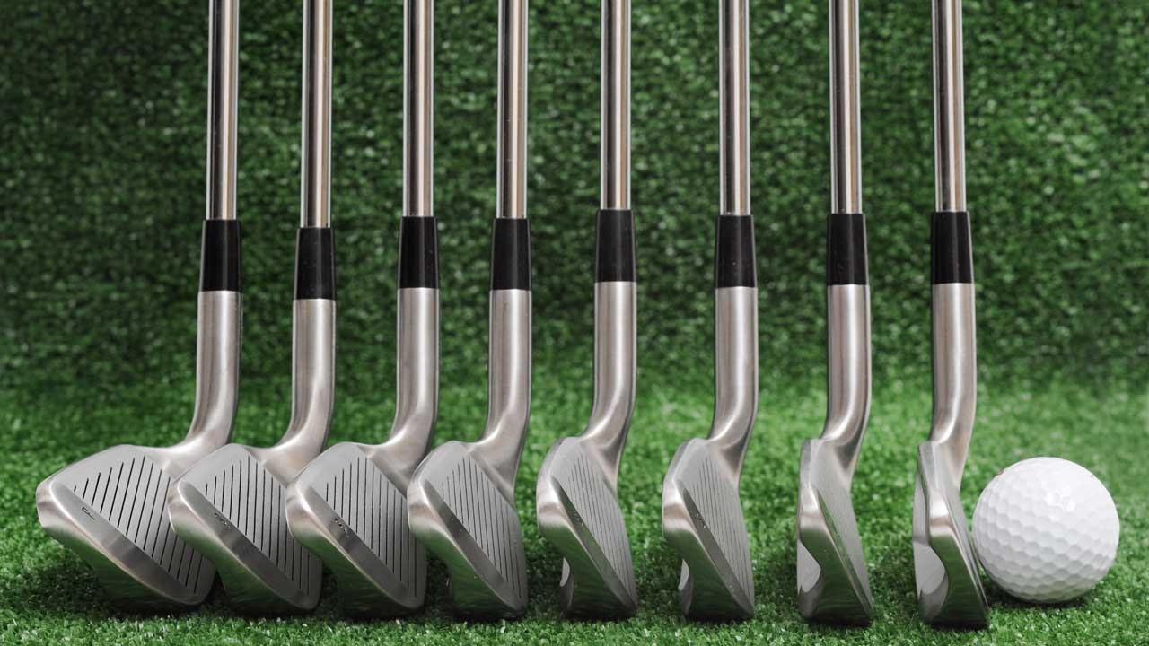 The Fourteen Best Irons for the Average Golfer