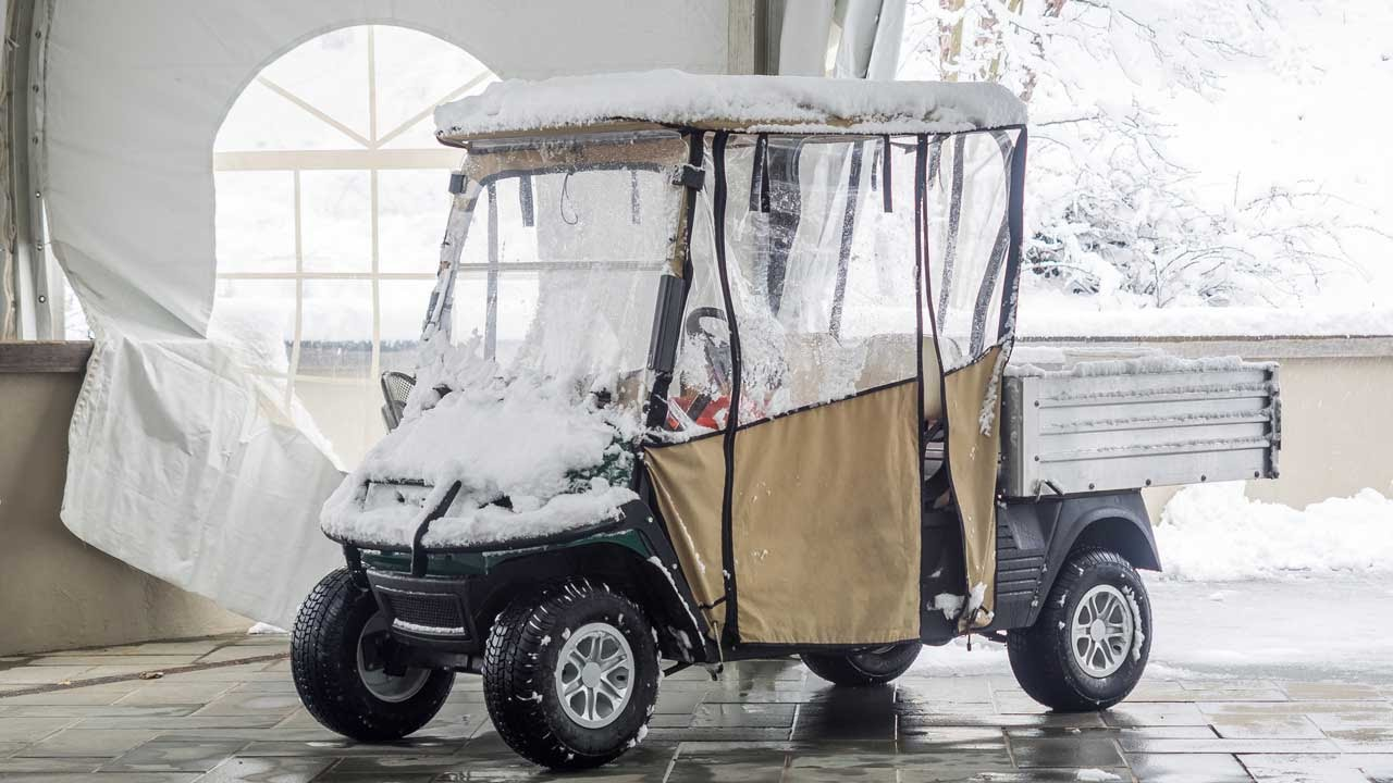Do You Need To Winterize An Electric Golf Cart?