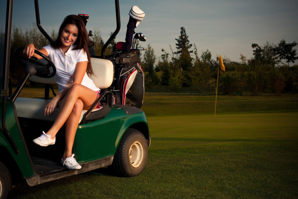 what to wear if you dont have golf clothes.