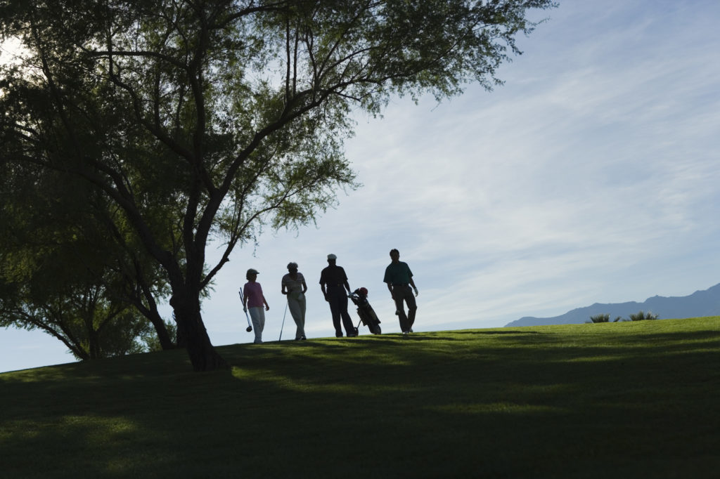 how long does a round of golf usually take?